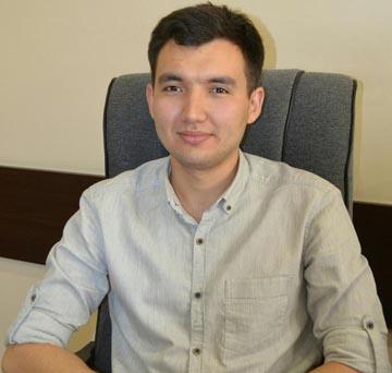 Сакенов Аскар