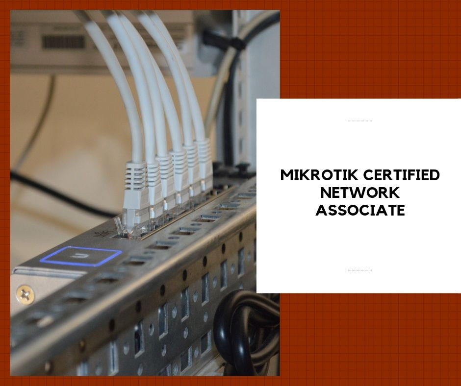 Тренинг MIKROTIK CERTIFIED NETWORK ASSOCIATE. Июль 2019 г.